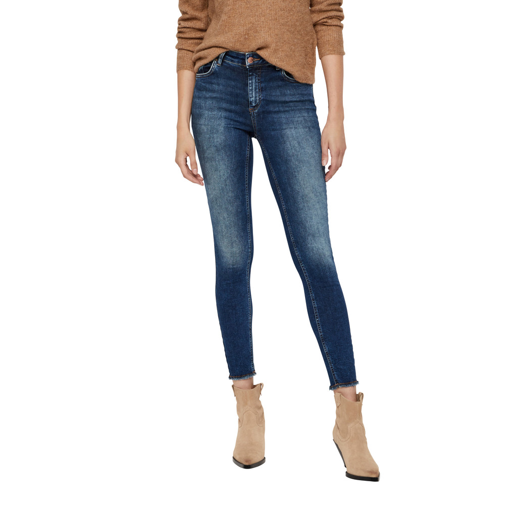 only blush jeans