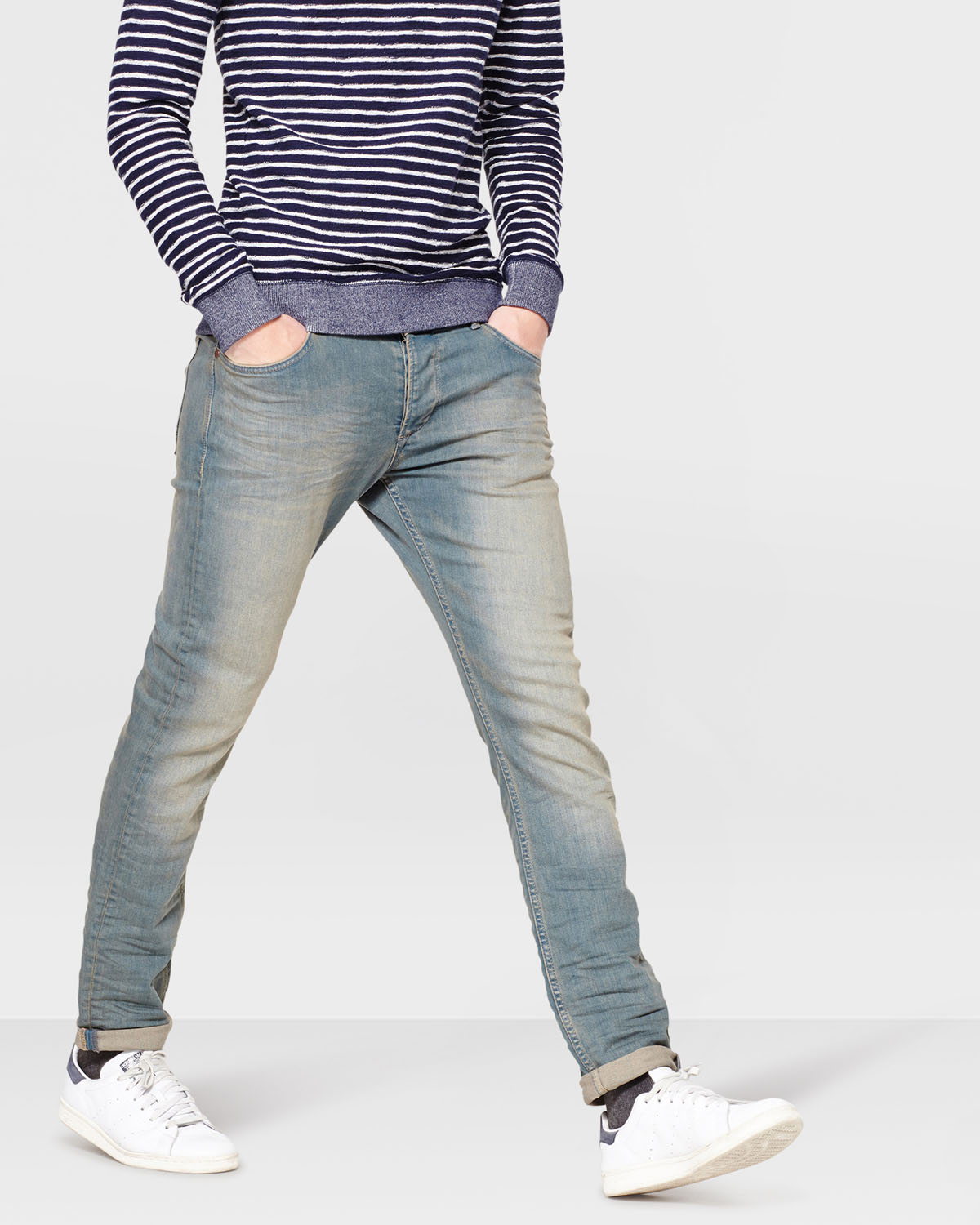 super skinny jeans heren